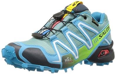 salomon gore tex running shoes