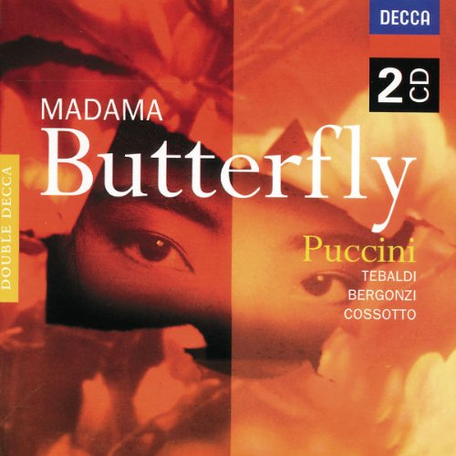 Madama Butterfly (T.Serafin-Bergonzi -Tebaldi) - Puccini- CD