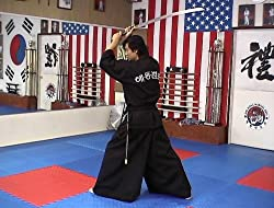 Hae-Dong Korean Kum-Do Kendo Uniform