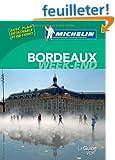 Le Guide Vert Week-end Bordeaux Michelin