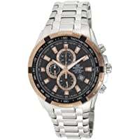 Casio Edifice Tachymeter Chronograph Multi-Color Dial Men's Watch - EF-539D-1A5VDF (ED368)