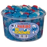 Haribo Schlmpfe, 1er Pack (1 x 1.35kg Dose)von &#34;Haribo&#34;