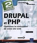 DRUPAL et PHP - Coffret de 2 livres :...