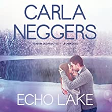 Echo Lake: Swift River Valley, Book 4 (       UNABRIDGED) by Carla Neggers Narrated by Susan Boyce