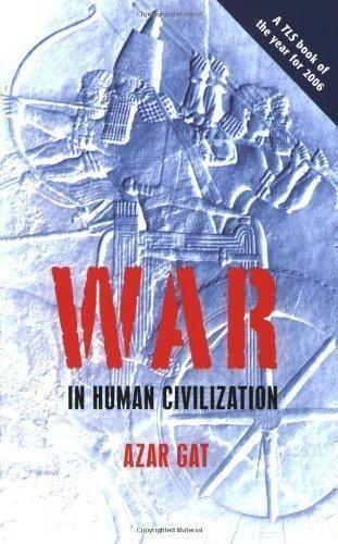 Azar gat war in human civilization