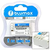 Blumax 7.4 V/1700 mAh Li-Ion Battery for Olympus BLM-5 fits E-3/E3 /E-5/E5