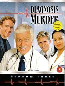 Diagnostic Meurtre: L'intégrale de la saison 3 - Coffret 5 DVD [Import belge]