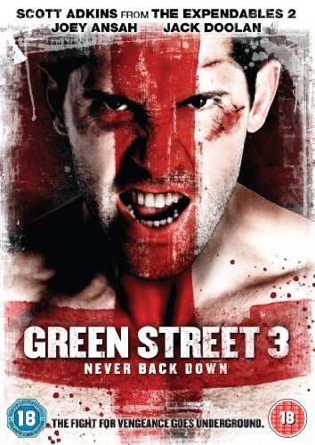 Hooligans 3 - Never Back Down / Green Street 3: Never Back Down ( ) [ UK Import ]