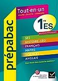 img - for Prepabac Tout-en-un: Toute La 1e Es (French Edition) book / textbook / text book