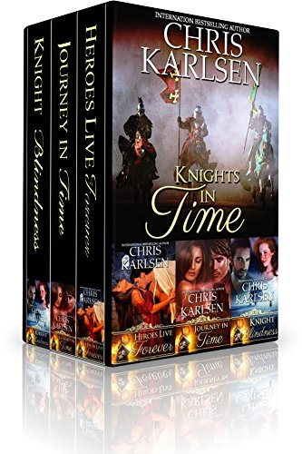Free Kindle Book : Knights in Time Boxed Set