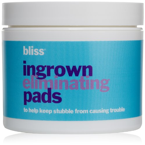 Bliss Ingrown Eliminating Pads - 50 Pads