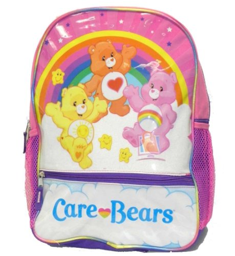 """Care Bears Large Backpack 16 """""""