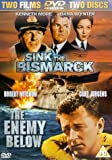 Sink the Bismarck / The Enemy Below (2-Disc Double Pack) [DVD] (1960/1957)