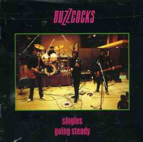Singles Going Steady by BUZZCOCKS (2014-07-08)