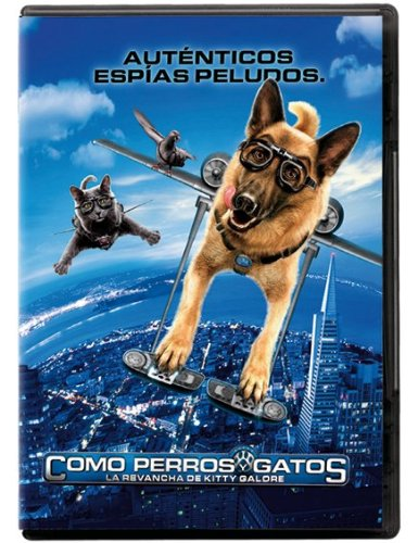 Como perros y gatos 2:  La revancha de Kitty Galore [DVD]
