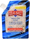 One 16-Ounce Real Salt Sea Salt Coarse - Grinder
