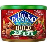 Blue Diamond Almonds Bold Sriracha Flavored, 6 Ounce