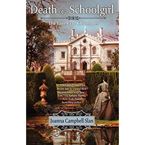 Death of a Schoolgirl (The Jane Eyre Chronicles)