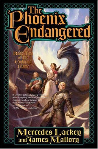 Image of The Phoenix Endangered: Book Two of The Enduring Flame