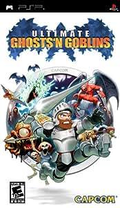 Ultimate Ghost 'N Goblins - Sony PSP
