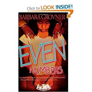 Even Numbers: Grovner Barbara: 9780977100439: Amazon.com