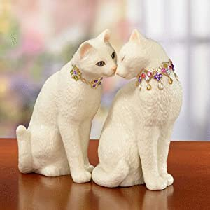 LENOX CHARISMATIC CAT CATS FIRST KISS