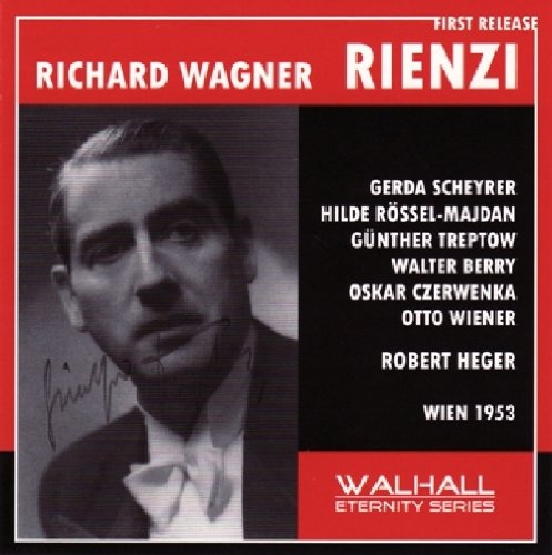 Rienzi - Wagner  - CD