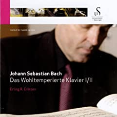 Johann Sebastian Bach: Das Wohltemperierte Klavier I/Ii