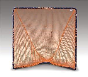Brine Lacrosse Collegiate Backyard Goal, 1.5-Inch Frame-8-Piece-200LPN Net Included 6... by Brine