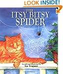 Itsy Bitsy Spider-Board Book