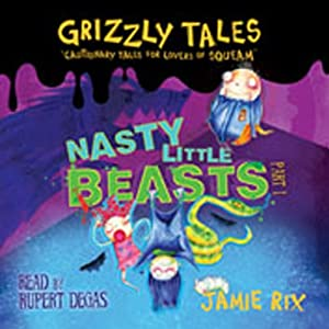 Grizzly Tales Audiobook