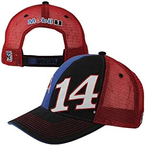 Tony Stewart 2013 Chase Authentics The Game #14 Mobil 1 Sponsor Mesh Hat by The Game