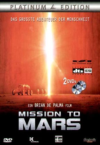 Mission to Mars [Platinum Edition] [2 DVDs] [Special Edition]