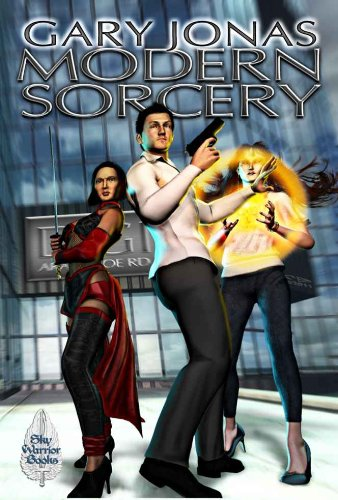 Two of Author Gary Jonas' Characters from MODERN SORCERY Turn the Tables on Their Creator in This Exclusive Kindle Nation Interview