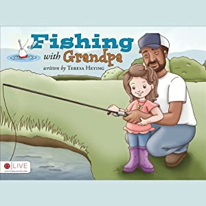 Fishing with Grandpa | [Teresa Heying]