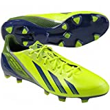 F50 adiZero TRX FG (Electricity Hero Ink Metallic Silver) by adidas