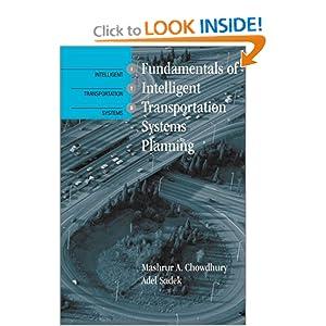 Fundamentals Of Intelligent Transportation Systems
