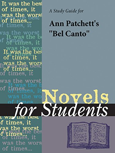 "bel canto essays 'this is the story of a happy marriage' is a discursive collection of essays by ann patchett ann patchett's new book, her ninth in the past two decades — including the novels ""bel canto"" and ""state of wonder"" — is a grab-bag, a collection of miscellaneous nonfiction about various matters, all of them."