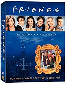 Friends: The Complete First Season from Warner Home Video