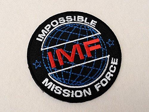 ミッションインポッシブル IMFチームメンバーパッチ