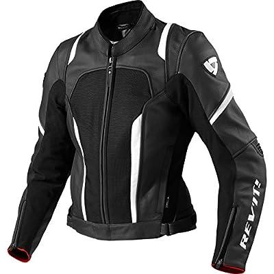 REVIT Galactic - Veste de moto en cuir pour femme