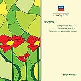 Brahms: Symphonies Nos 1-4, Serenades Nos 1 & 2, Haydn Variations