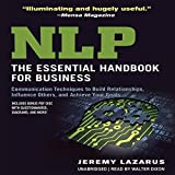 img - for By Jeremy Lazarus - NLP: The Essential Handbook for Business: Communication Technique (Unabridged) (2015-03-18) [Audio CD] book / textbook / text book