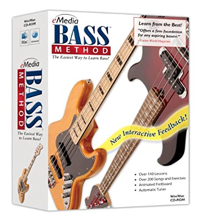 eMedia Bass Method V 2