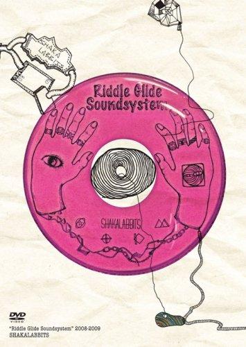 """""""Riddle Glide Soundsystem""""2008-2009 at ZEPP NAGOYA [DVD]"""