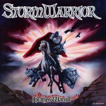 Heathen Warrior by Stormwarrior (2011) Audio CD