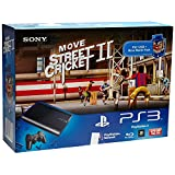 Sony PS3 12GB Console With Move Starter Pack (Free Game: Move Street Cricket II & HDMI Cable Free)