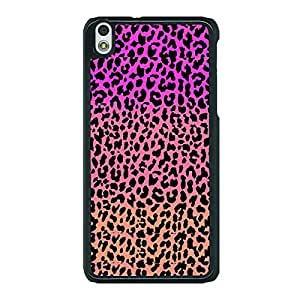 EYP Cheetah Leopard Print Back Cover Case for HTC Desire 816G