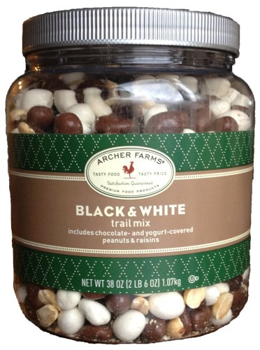 Archer Farms Black & White Trail Mix - 38 Oz Tub by Archer Farms