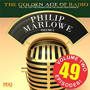 The Adventures of Philip Marlowe, Volume 2 Radio/TV Program